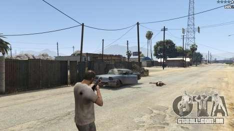 GTA 5 Bullet Time Mod [.NET] 1.2 quarto screenshot