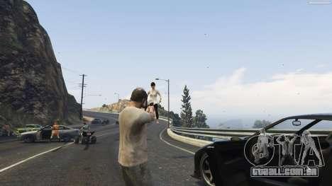 GTA 5 Gravity Gun 1.5 quinta imagem de tela