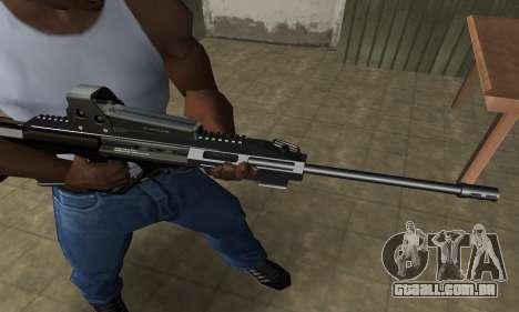 Brown AUG para GTA San Andreas segunda tela