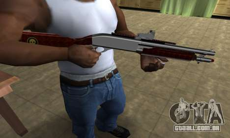 Death Shotgun para GTA San Andreas