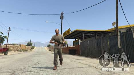 GTA 5 BF4 AR160 segundo screenshot
