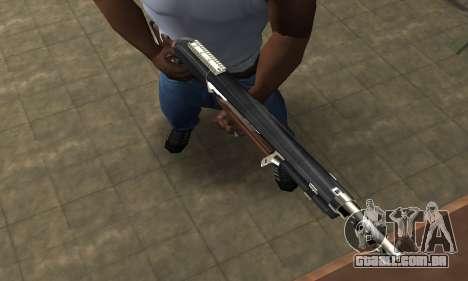 Biggie Shotgun para GTA San Andreas segunda tela