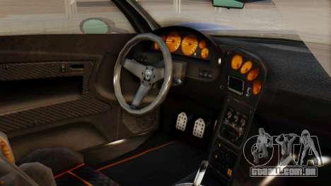 Pegassi Osyra Extra 1 para GTA San Andreas vista direita