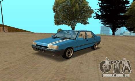 Renault 9 TSE 1992 para as rodas de GTA San Andreas