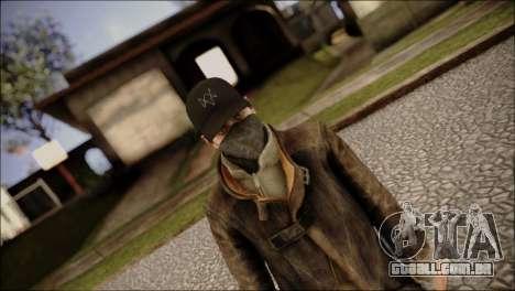 ENBTI for High PC para GTA San Andreas sétima tela