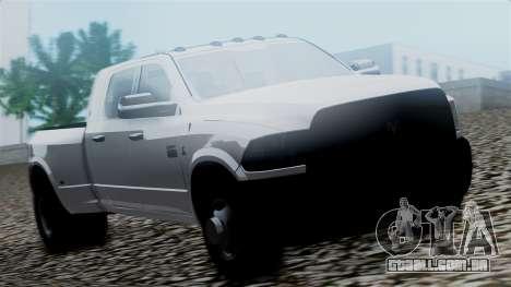 Dodge Ram 3500 2010 para GTA San Andreas