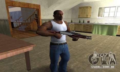 Death Shotgun para GTA San Andreas terceira tela