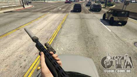 GTA 5 Stand On Moving Cars segundo screenshot