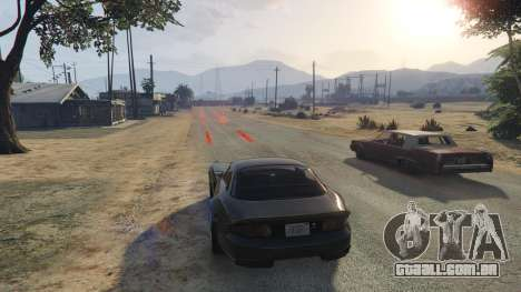 GTA 5 Vehicle Weapons .NET 0.1 segundo screenshot