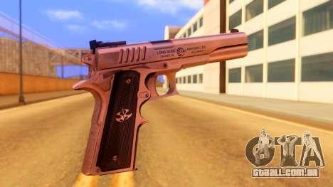 Atmosphere Pistol para GTA San Andreas segunda tela
