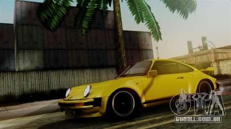 Porsche 911 Turbo (930) 1985 Kit C PJ para GTA San Andreas