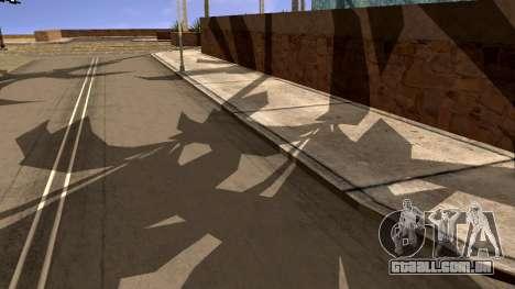 ENBTI for Low PC para GTA San Andreas quinto tela