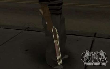 Weapon Pack para GTA San Andreas segunda tela