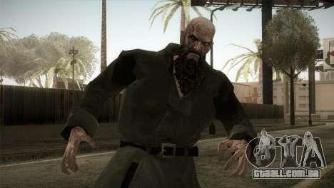 RE4 Mendes para GTA San Andreas
