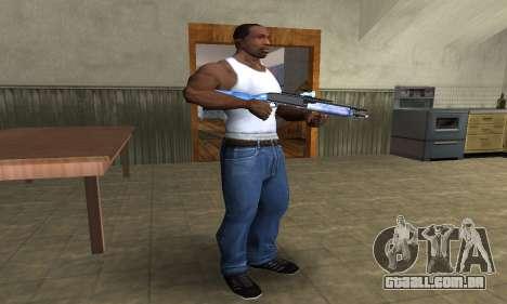 Sky Shotgun para GTA San Andreas terceira tela