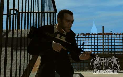 A-91 para GTA 4 segundo screenshot