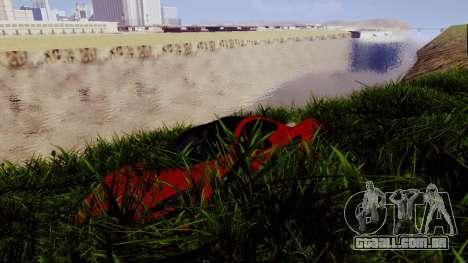 ENBTI for Low PC para GTA San Andreas segunda tela