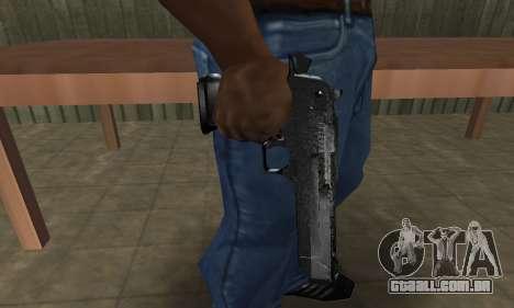 Military Deagle para GTA San Andreas