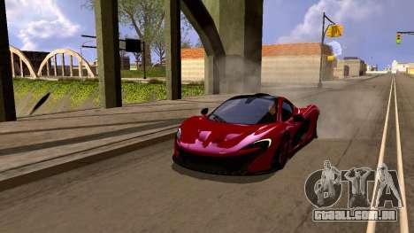 ENBTI for Low PC para GTA San Andreas terceira tela