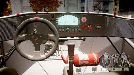 Radical SR8 RX 2011 [8] para GTA 4 vista interior
