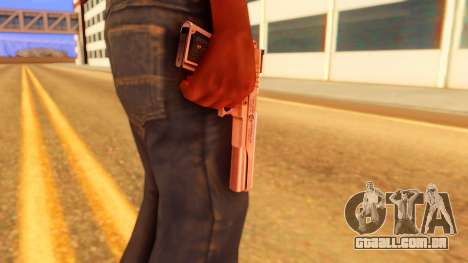 Atmosphere Pistol para GTA San Andreas terceira tela