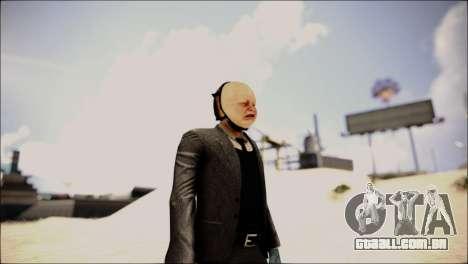 ENBTI for High PC para GTA San Andreas por diante tela