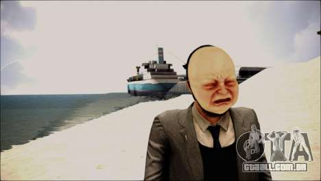 ENBTI for High PC para GTA San Andreas terceira tela