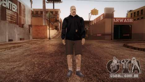 Mercenário máfia para GTA San Andreas segunda tela