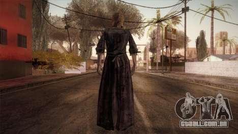 RE4 Maria para GTA San Andreas terceira tela