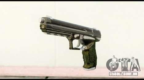 Pistol from Crysis 2 para GTA San Andreas