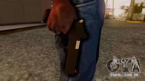 Heavy Pistol GTA 5 para GTA San Andreas terceira tela