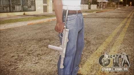 M45 from Battlefield Hardline para GTA San Andreas terceira tela