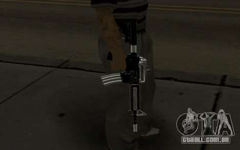 Weapon Pack para GTA San Andreas sexta tela