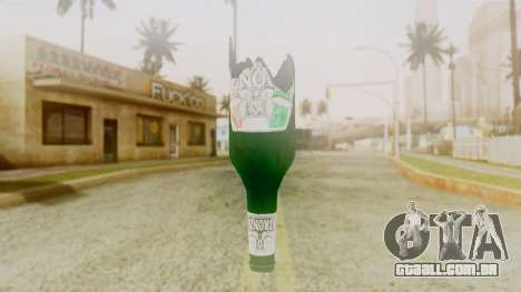 GTA 5 Broken Bottle v1 para GTA San Andreas