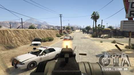 GTA 5 Control Heist Vehicles Solo [.NET] 1.4 quarto screenshot