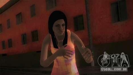 Alara Model Girl para GTA San Andreas