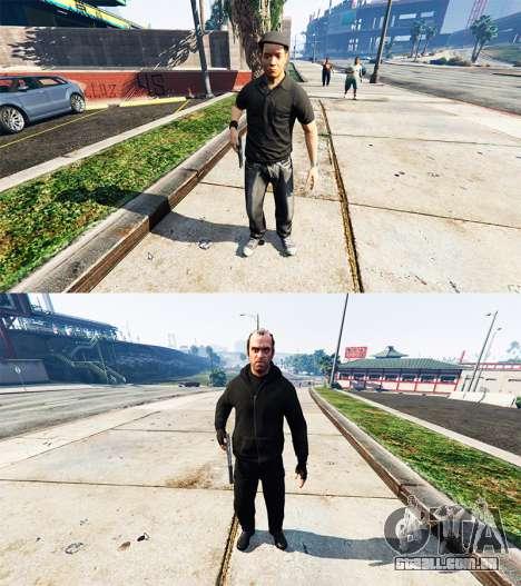 GTA 5 Duelo no velho Oeste v1.2 terceiro screenshot