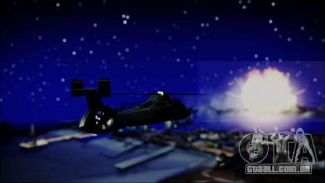 ENBTI for High PC para GTA San Andreas décima primeira imagem de tela