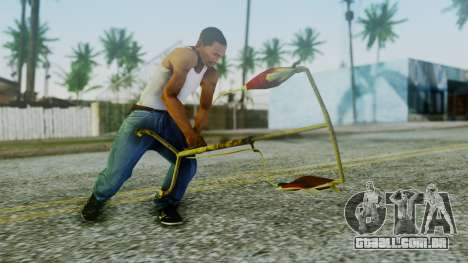 Infusion from Silent Hill Downpour para GTA San Andreas terceira tela