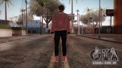 Skin3 from DLC Gotten Gaings para GTA San Andreas terceira tela