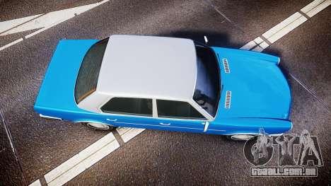 GTA V Benefactor Glendale para GTA 4 vista direita