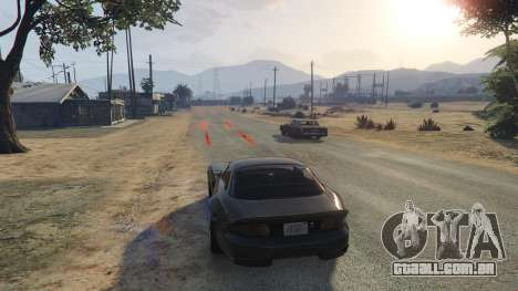 GTA 5 Vehicle Weapons .NET 0.1 quarto screenshot