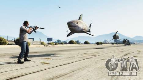 Animal Cannon v1.1 para GTA 5
