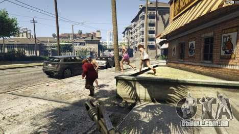 GTA 5 Weapons Are Scary Mod [.NET] 1.3 quarto screenshot