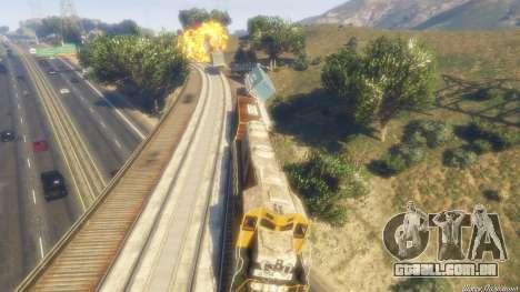 GTA 5 Railroad Engineer 3 oitmo screenshot