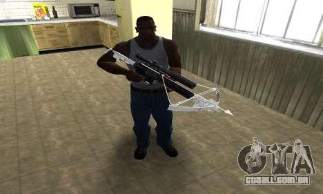 Crossbow para GTA San Andreas segunda tela