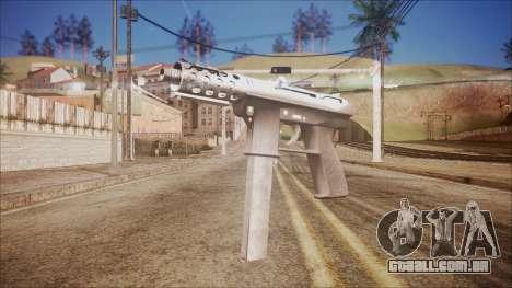 TEC-9 v1 from Battlefield Hardline para GTA San Andreas