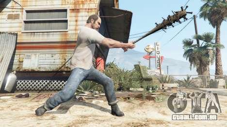 Saints Row The Third para GTA 5