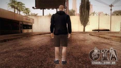 Mercenário máfia para GTA San Andreas terceira tela