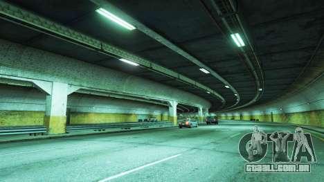 GTA 5 A melhoria da iluminação v1.3 terceiro screenshot